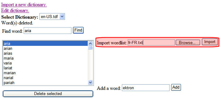 how to change the language of spell check on word