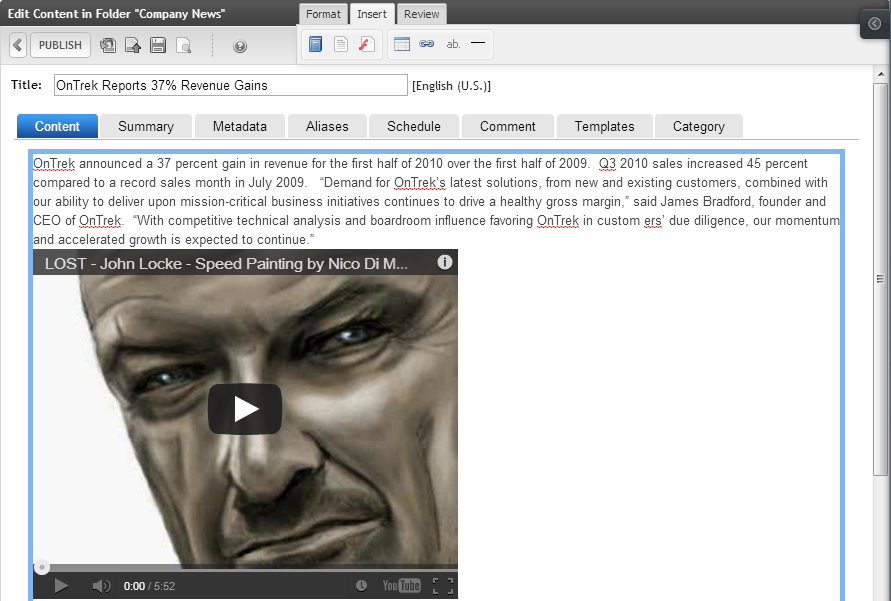 how to find embedded youtube url