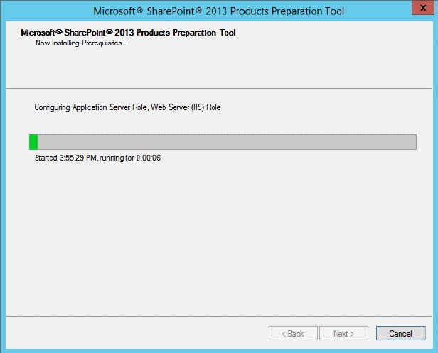 Setting up Microsoft Search Server 2013